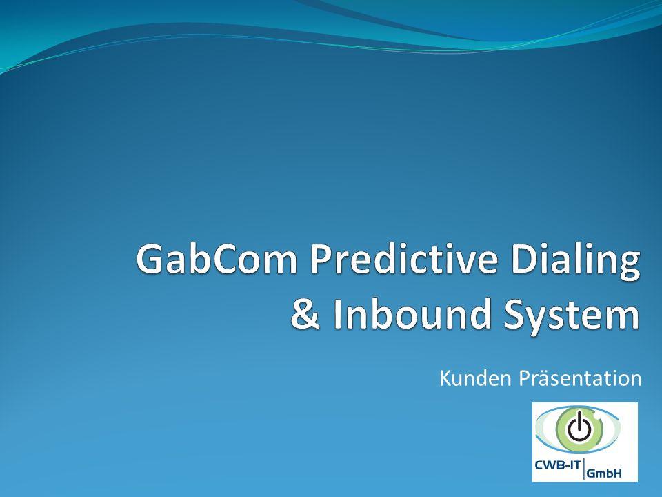GabCom System Was ist GabCom.