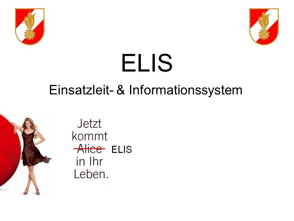 ELIS Einsatzleit- & Informationssystem