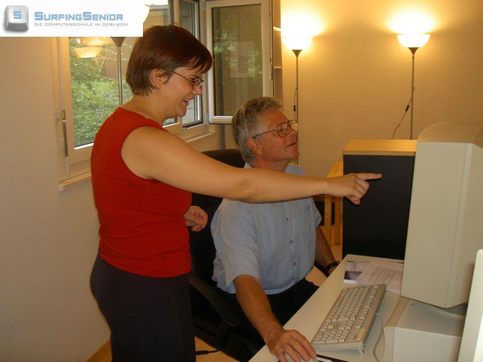 Umgang mit Maus und Tastatur Windows und Dateiverwaltung Briefe schreiben Bilder einfügen Internet und Email Einsteiger