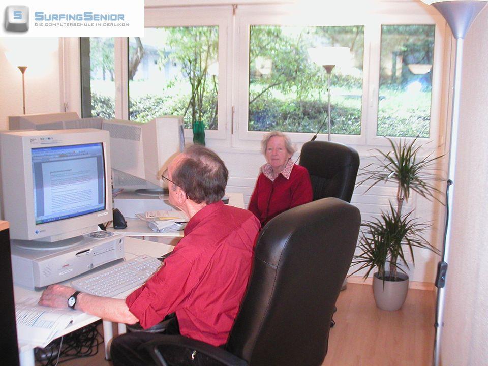 Email: schreiben, versenden, empfangen Email mit Bilder/Dokumenten versenden Internetseiten aufrufen und drucken Informationen suchen im Internet Internet Sicherheit/Gefahren Email und Internet