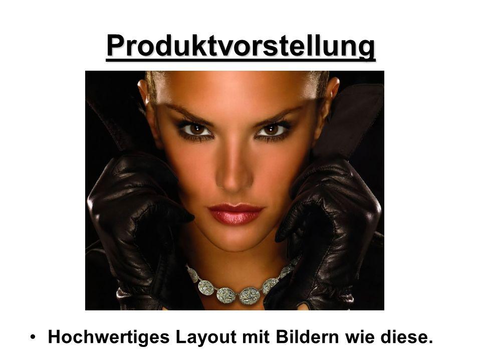 Produktvorstellung Die neusten Trends Glamoröse Berichte von Modeshows, Modemessen, neuen Produkten Anzeigen: Modeagenturen, Parfüm, Markennamen, Dessous, Schuhe,… Models Berichten (eine Seite über das Leben von Models) …
