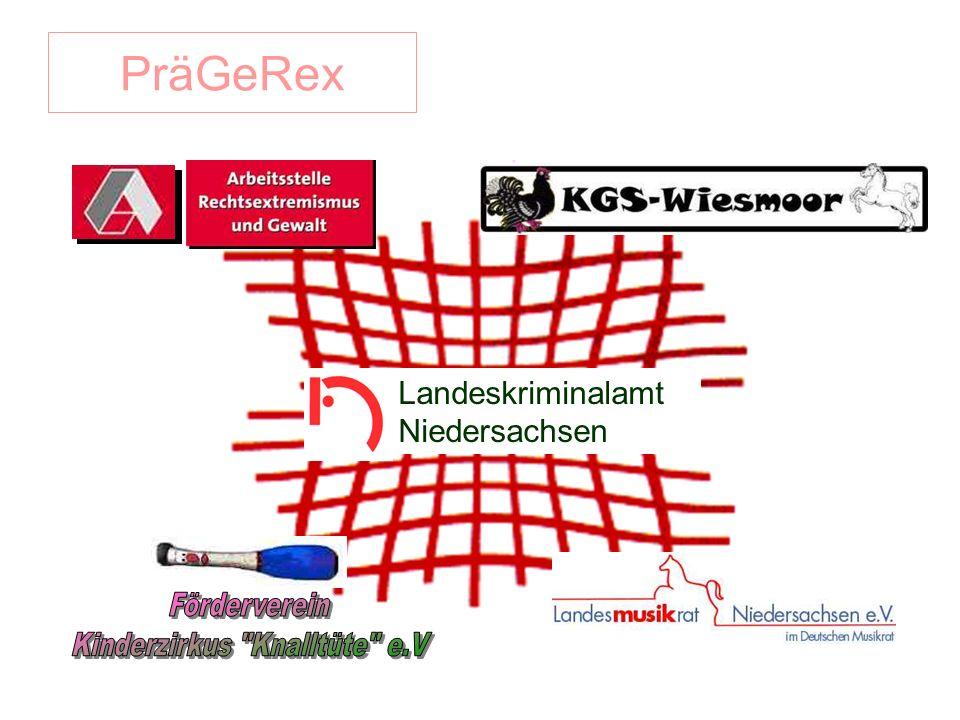 PräGeRex Landeskriminalamt Niedersachsen