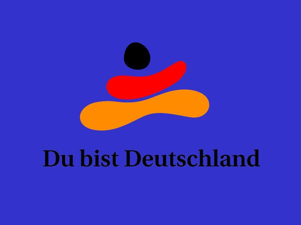 Du bist Deutschland.