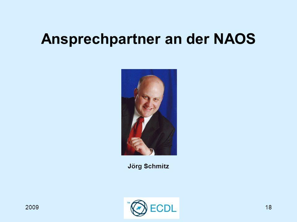 200918 Ansprechpartner an der NAOS Jörg Schmitz