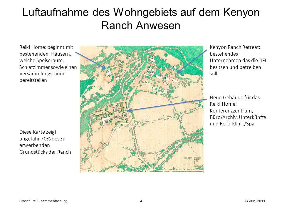 - 3 - Vorschlag zur Realisierung der Vision Das Reiki Home und Retreat wird für nachhaltigen Gebrauch des Bodens und zur Bildung einer regenerativen G