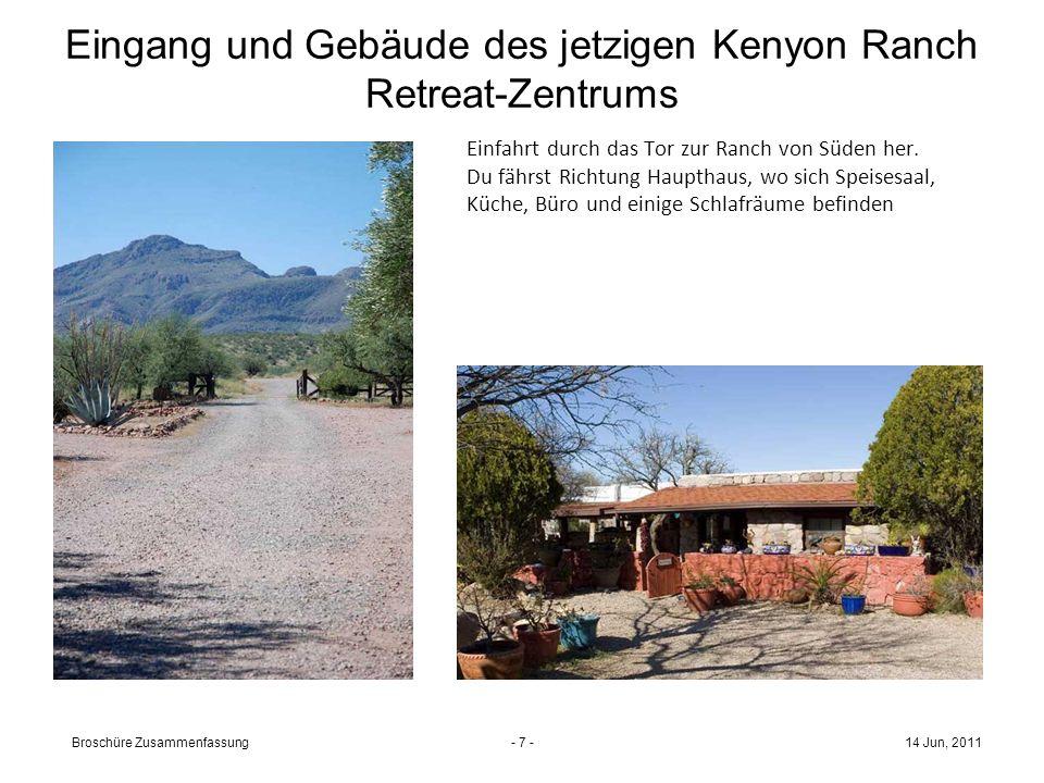 - 6 - Skizze des Konferenzzentrums des Reiki Home 14 Jun, 2011Broschüre Zusammenfassung