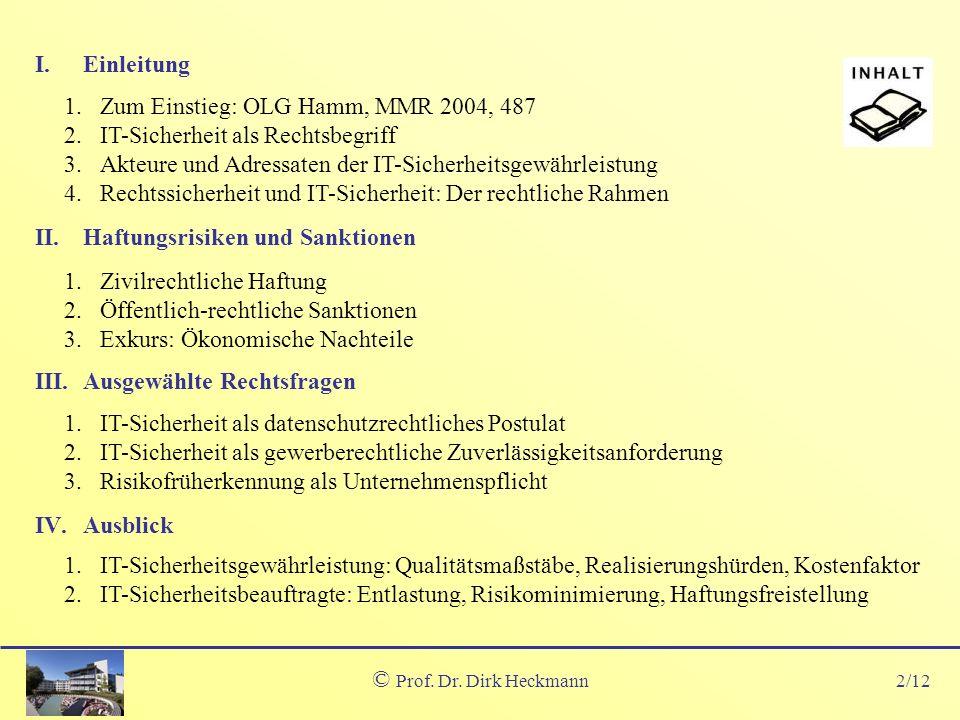 § 254 Abs.1 BGB: überdeckendes Mitverschulden § 280 Abs.