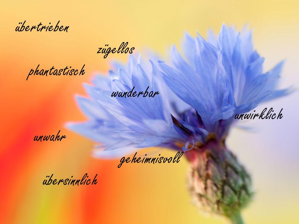 Goethe: Klassik sei das Gesunde, die Romantik dagegen das Kranke