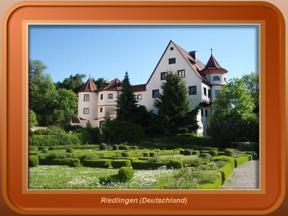 Schloss Sigmaringen (Deutschland)