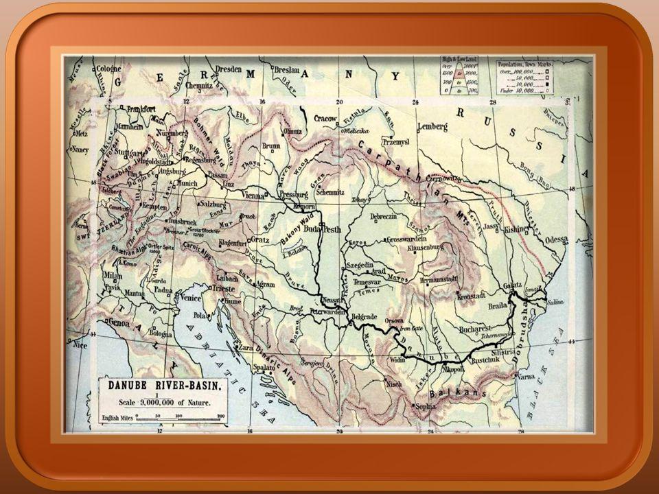 Die Donau ist der längste Fluss in der Europäischen Union und Europas zweitgrößter Fluss nach der Wolga. Der Ursprung ist im Schwarzwald, in Deutschla