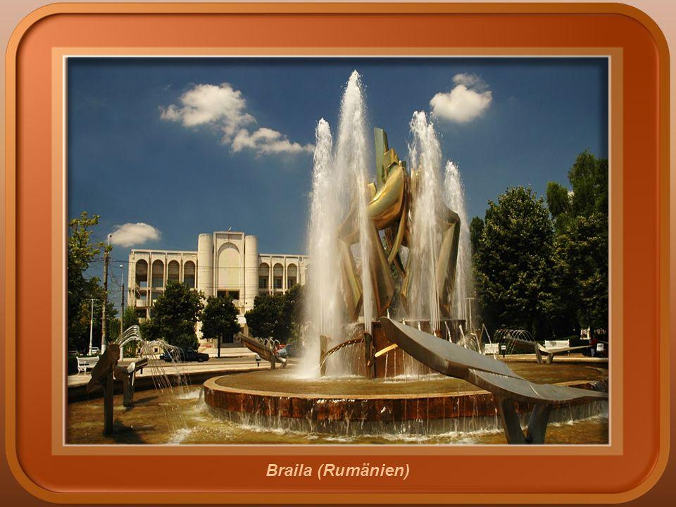 Drobeta – Turnu Severin (Rumänien)