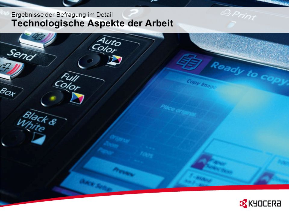10 Ergebnisse der Befragung im Detail – Technologische Aspekte der Arbeit Digitale Spuren Die Welt in 25 Jahren wird transparent.