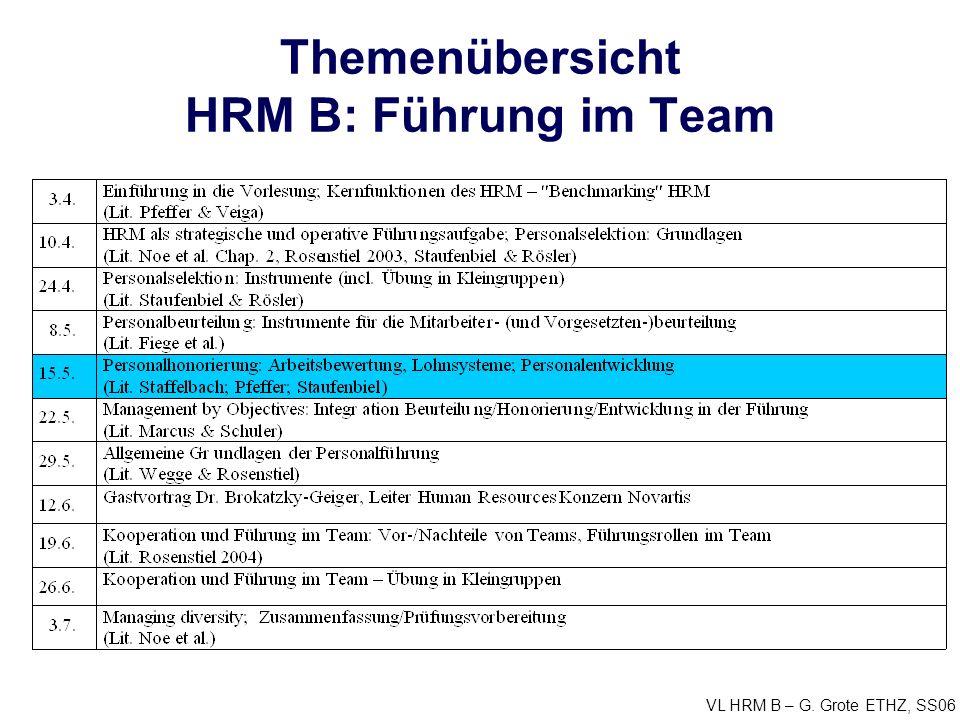 VL HRM B – G.