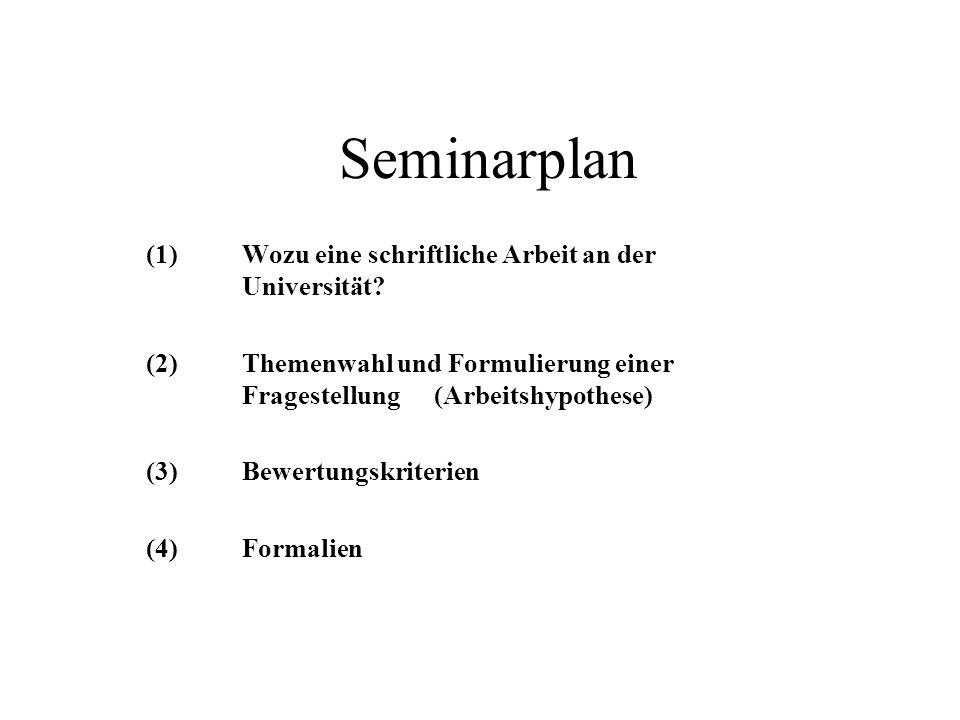 Vom Sinn und Zweck einer BA Vypracováním bakalářské práce má student prokázat schopnost samostatně využívat teoretické a metodologické poznatky získané během studia a aplikovat je při řešení konkrétního tématu.