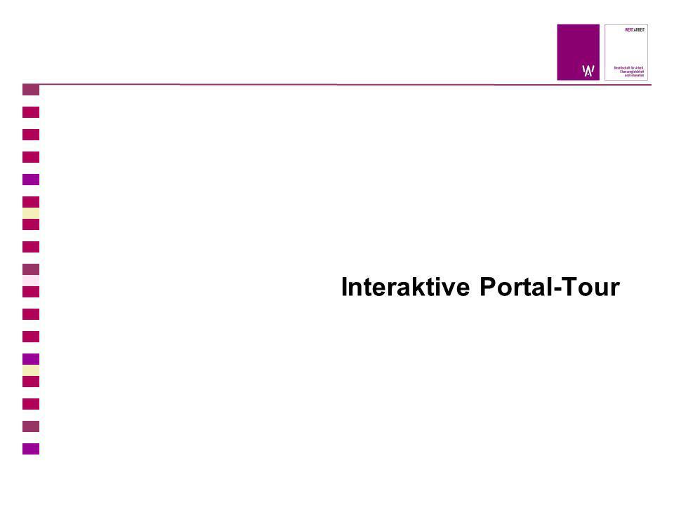 Interaktive Portal-Tour