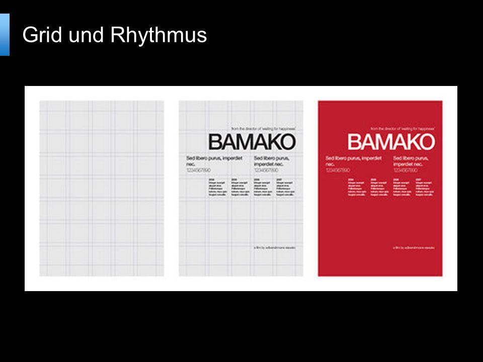 Grid und Rhythmus