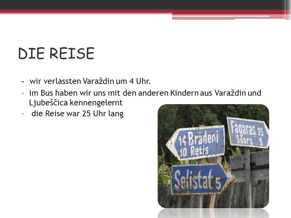 Kinderspielstadt Danubius Rumänien Seligstadt/Bekokten 15.-22.7.2012