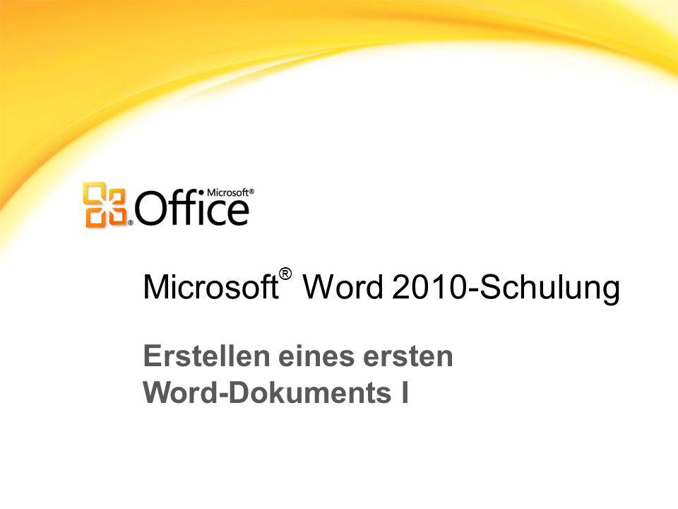 Ändern von Seitenrändern Erstellen eines ersten Word-Dokuments I Die Schaltfläche Seitenränder auf der Registerkarte Seitenlayout Bei der Auswahl eines Seitenrands wird dem Symbol für den ausgewählten Rand ein anderer farbiger Hintergrund zugewiesen.