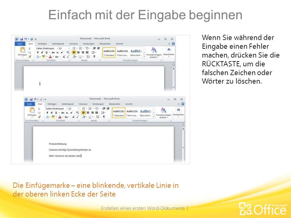 Ändern von Seitenrändern Erstellen eines ersten Word-Dokuments I Die Schaltfläche Seitenränder auf der Registerkarte Seitenlayout Zum Ändern von Seitenrändern verwenden Sie ebenfalls das Menüband, außer wenn Sie auf der Registerkarte Seitenlayout arbeiten.