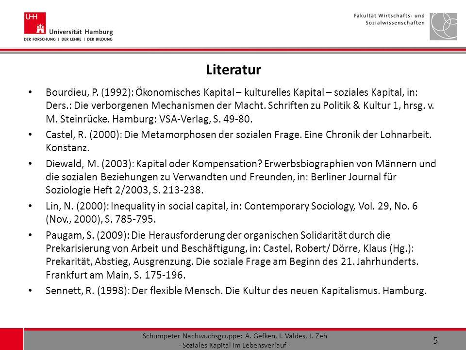 Literatur Bourdieu, P.