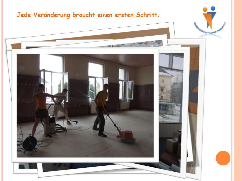 Am 12.Juli 2012 begann die Tanzgemeinschaft Saphir Chemnitz e.