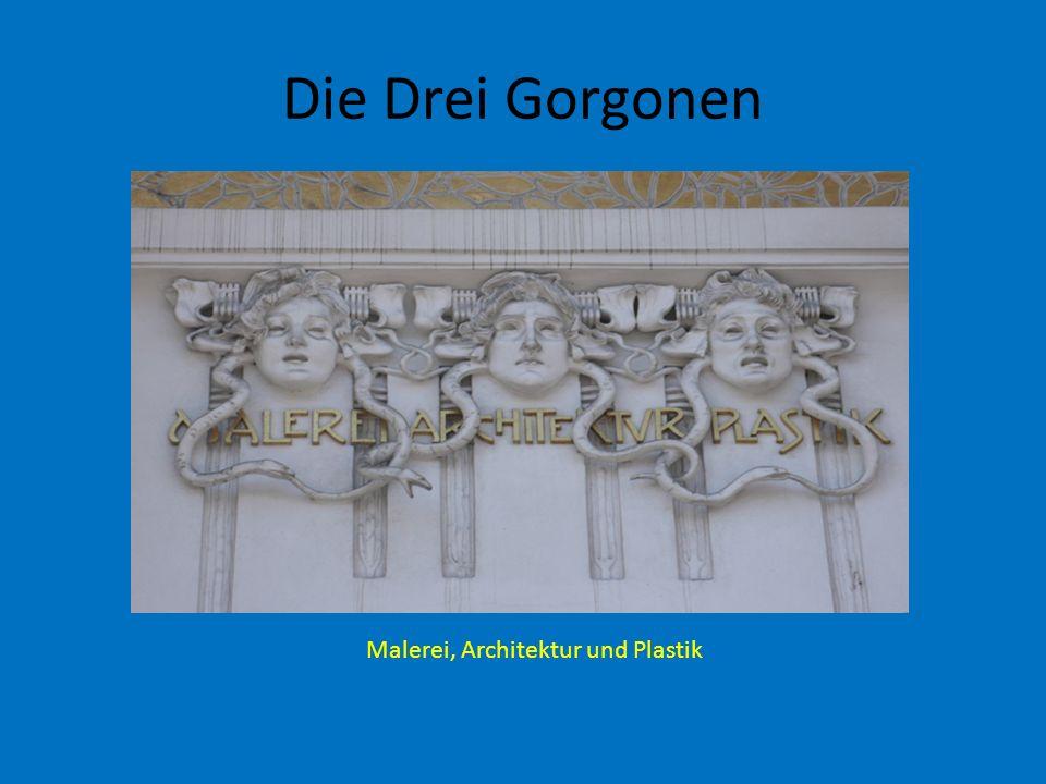 Die Drei Gorgonen Malerei, Architektur und Plastik