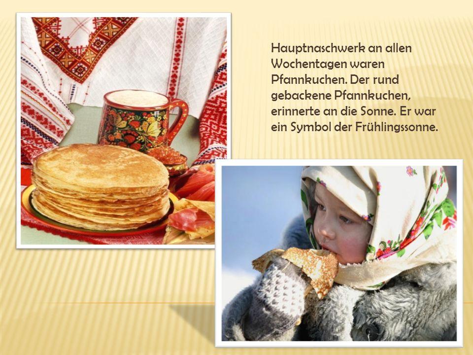 Man feiert Ostern zwischen dem 4.April und dem 7.
