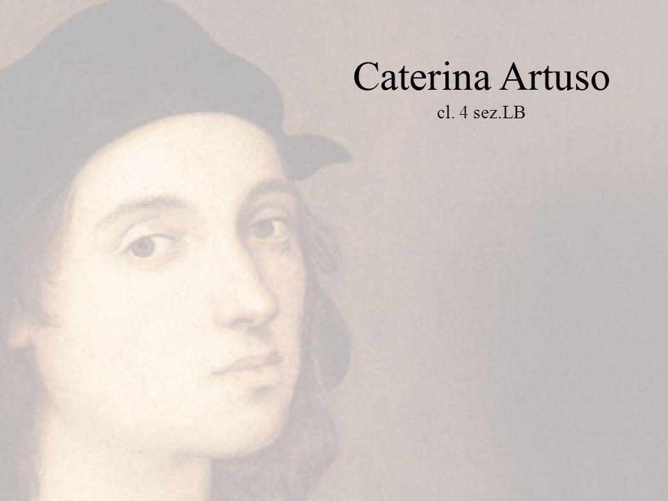 Caterina Artuso cl. 4 sez.LB