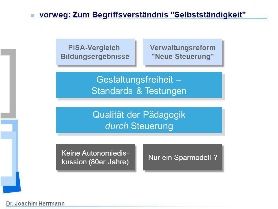 Dr. Joachim Herrmann vorweg: Zum Begriffsverständnis