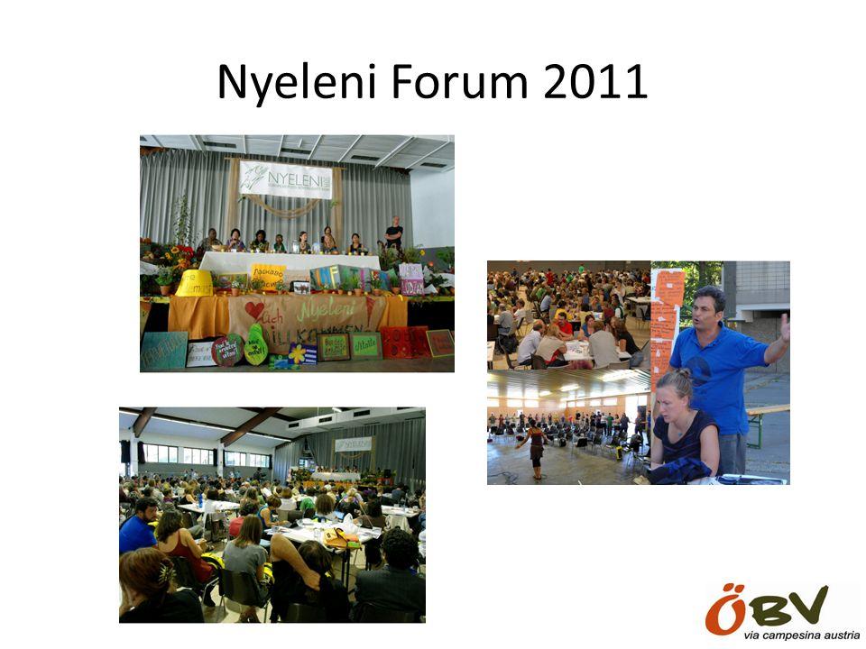 Nyeleni Forum 2011