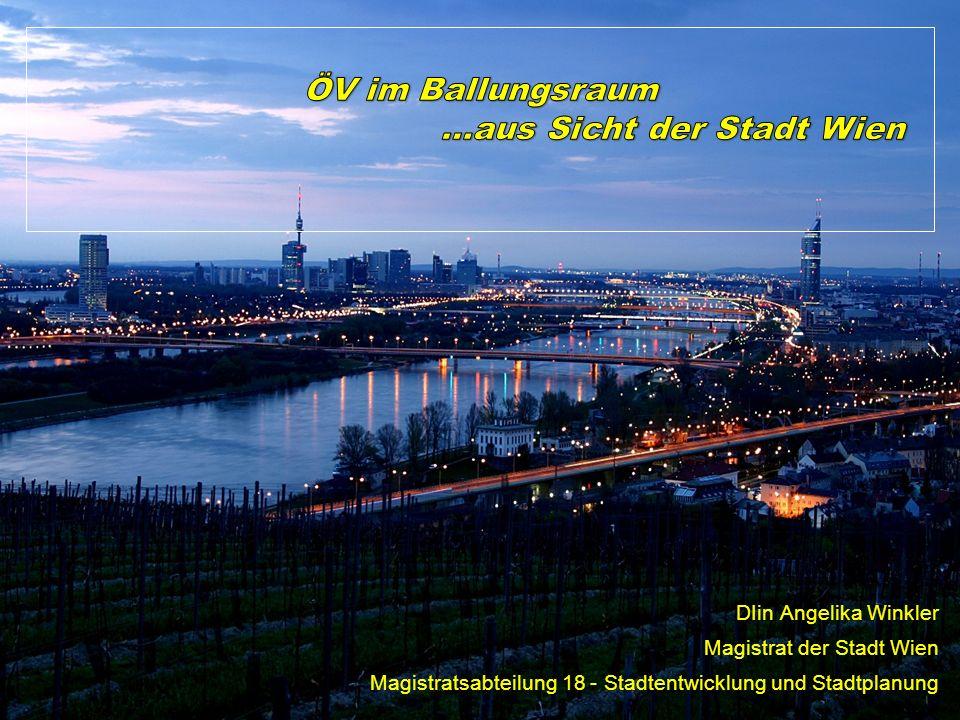 DIin Angelika Winkler Magistrat der Stadt Wien Magistratsabteilung 18 - Stadtentwicklung und Stadtplanung