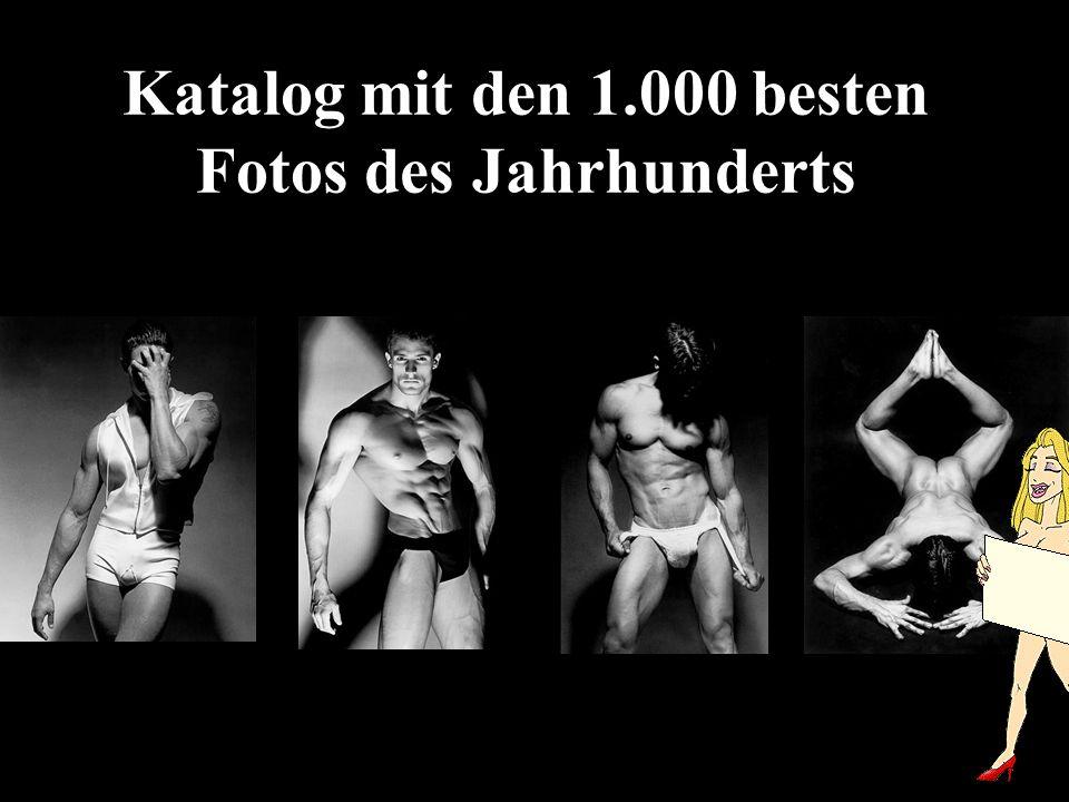 Katalog mit den 1.000 besten Fotos des Jahrhunderts