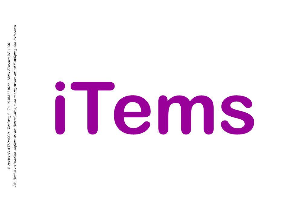 iTems - Verbindliche Zielvereinbarung (Ziel 2) Kooperations- und Teamfähigkeit Ausgangslage: Durch Ihre besonderen Fähigkeiten gehören Sie zu den Besten Ihrer Arbeitsgruppe.