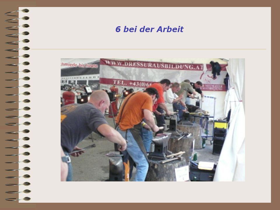 Internationaler Hufbeschlagswettbewerb 25. – 27. Juli 2008 in Stadl-Paura