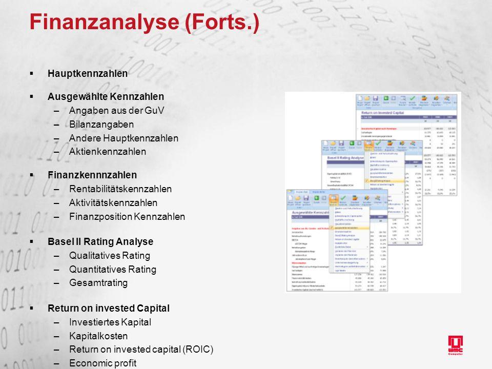Im vergleich zu selbst programmieren Lösungen in Excel hat Finplan viele Vorteile Reduziert Risiken –Selbst programmierte Lösungen in Excel beinhalten gemäss Statistik viele Fehler Senkt Kosten –Die Ausarbeitung eigener Lösungen in Excel ist in der Regel zeitaufwendig Verringert die Zeit, die notwendig ist für die Analyse, Planung und Bewertung der Projekte oder Unternehmen –Einfache, schnellere und zuverlässige Anwendung als bei selbst erarbeiteten Lösungen Einfacher Austausch der Projekte zwischen den Anwendern –Die standardisierten Anwendungen und Speicherungen der Projekte ermöglicht sorgenlosen Austausch der Projekte zwischen den Anwendern Die Qualität der Entscheidungen im Finanzmanagement wird erhöht –Kleinere Risiken, schnelleres Arbeiten einfaches Kommunizieren zwischen den Anwendern und qualitativ besserer Inhalt von Finplan ermöglichen einfachere und qualitativ bessere Entscheidungen im Finanzmanagement Finplan reduziert beträchtlich die Bearbeitungszeit der Projekte im Finanzmanagement.
