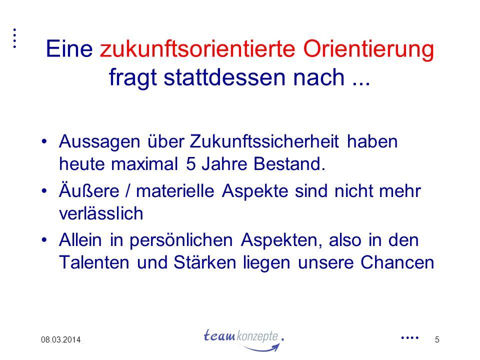 08.03.20146 Faktoren für Erfolg im Beruf .