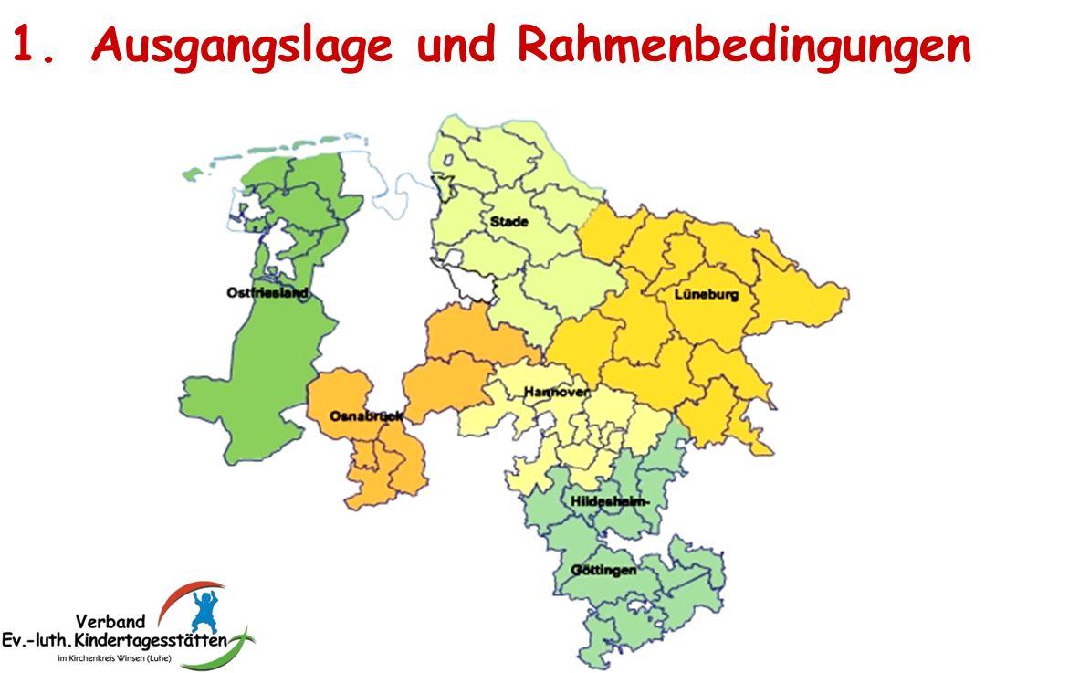 Ev.-luth. Kirchenkreis Winsen (Luhe) 1.Ausgangslage und Rahmenbedingungen