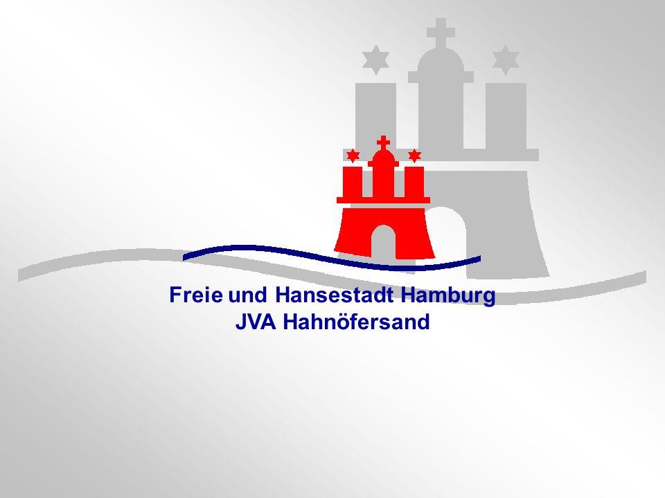Freie und Hansestadt Hamburg JVA Hahnöfersand