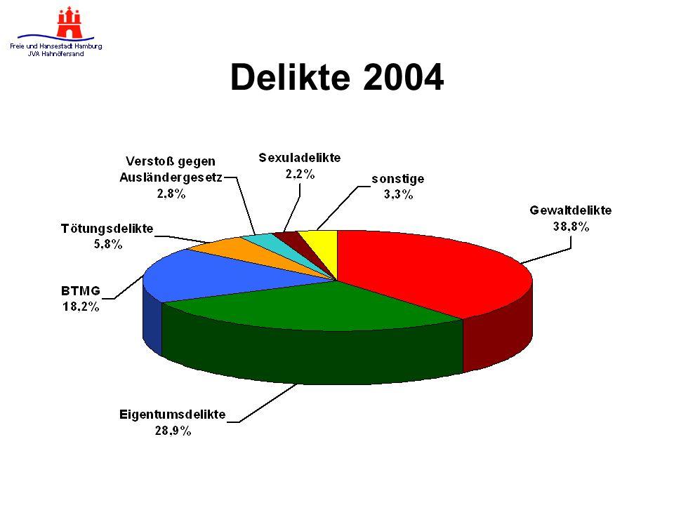 Delikte 2004