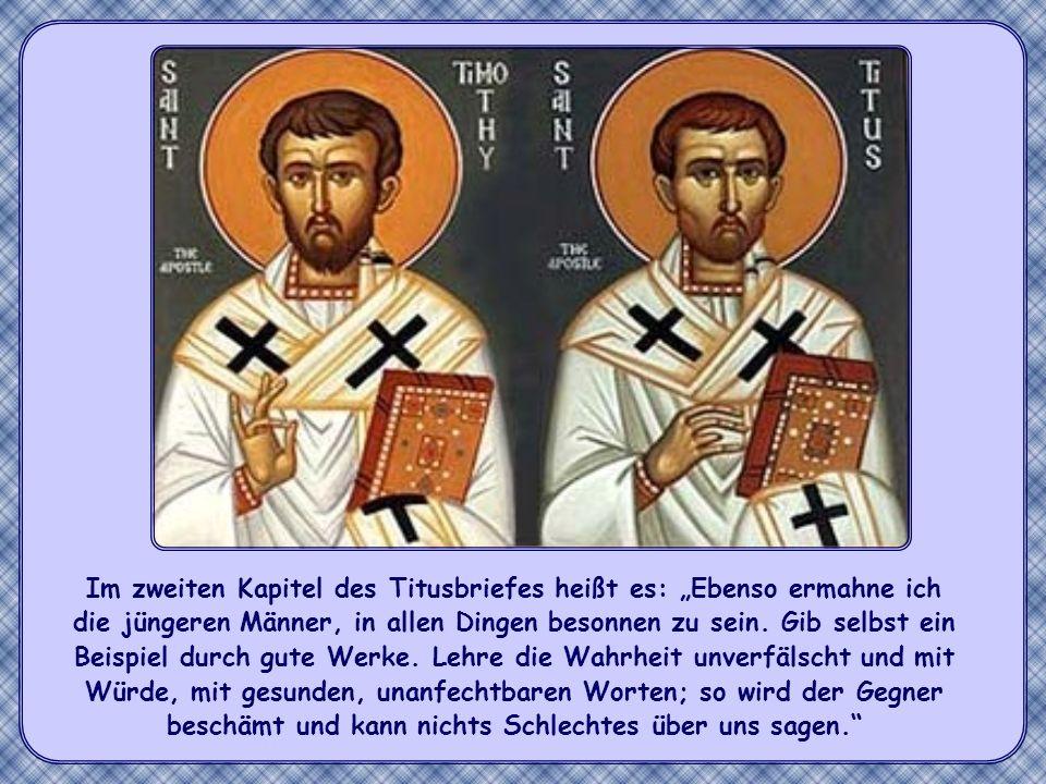 In der Urkirche kam diesem Wort Jesu große Bedeutung zu. In schwierigen Zeiten, wenn Christen verleumdet wurden, ermahnte die Kirche sie, nicht mit Ge