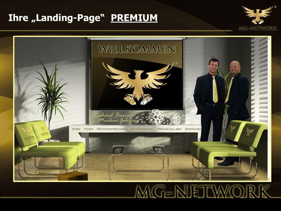 Ihre Landing-Page PREMIUM