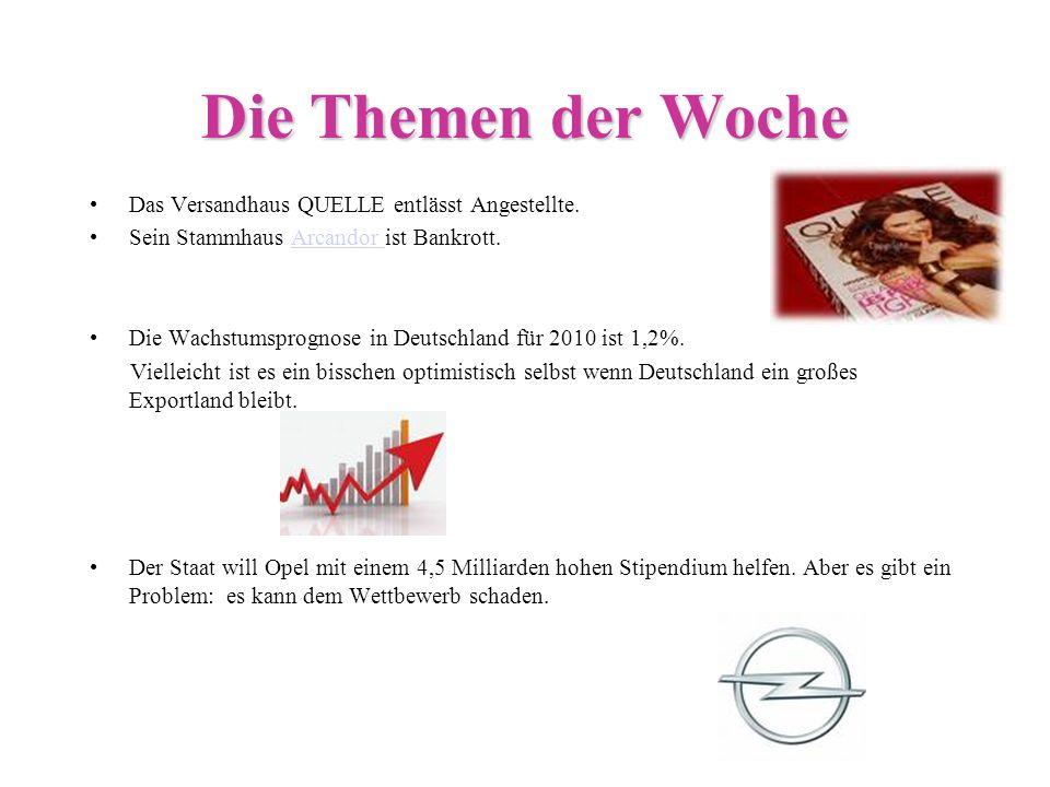 Das Thema der Woche : Die Koalition zwischen CDU/CSU und FDP Auf dem Bild : Angela Merkel und Guido Westerwelle.