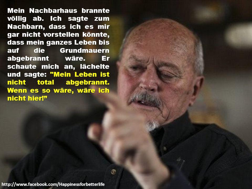http://www.facebook.com/Happinessforbetterlife Mein Nachbarhaus brannte völlig ab.