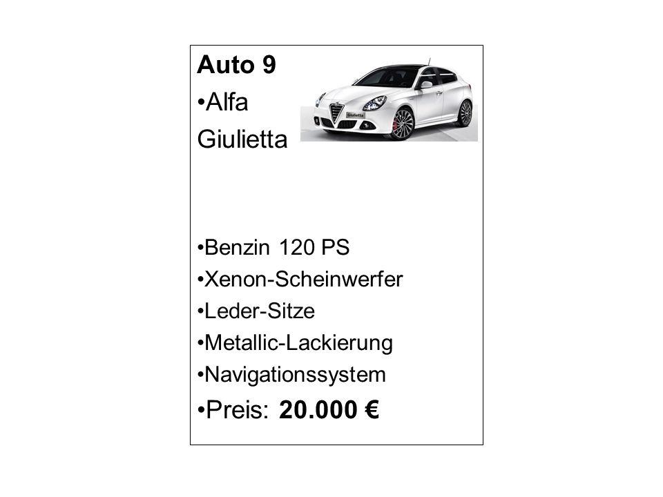 Auto 10 VW Golf Diesel 105 PS Xenon-Scheinwerfer Leder-Sitze Metallic-Lackierung Navigationssystem Preis: 29.999