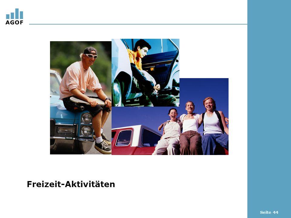 Seite 44 Freizeit-Aktivitäten