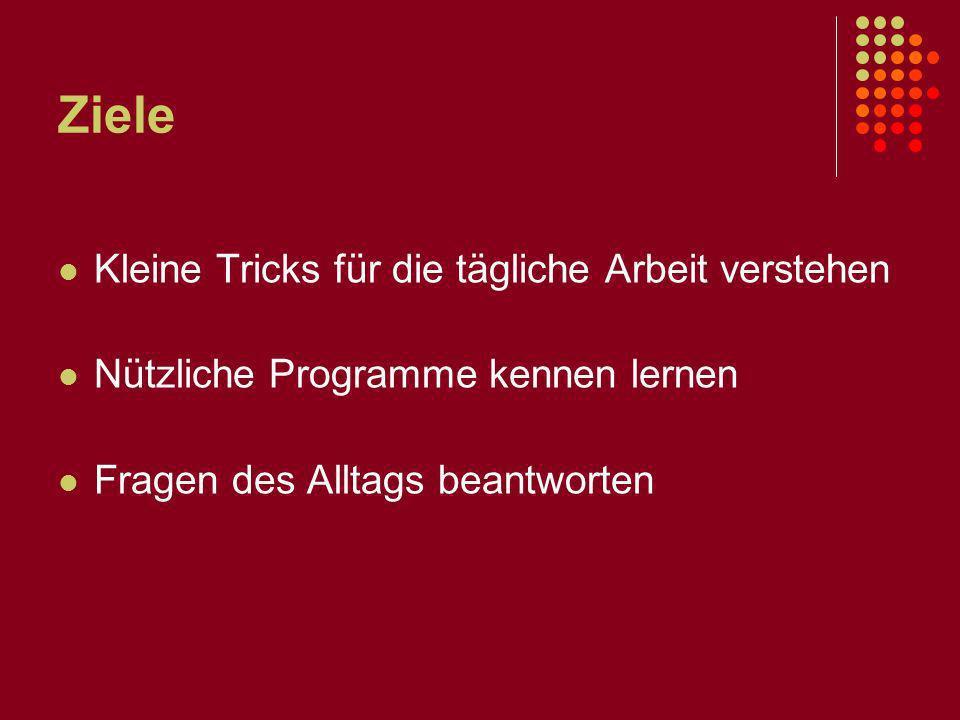 Ein Kessel Buntes Tipps & Tricks fürs digitale Chaos. - ppt ...