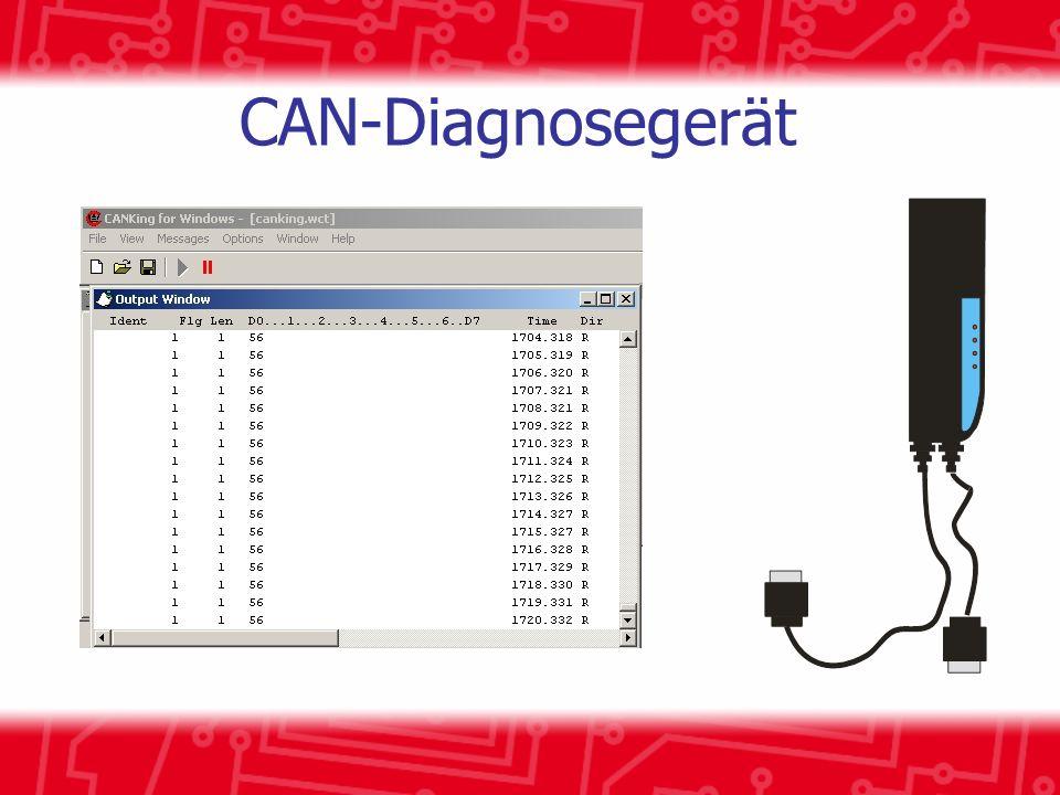 CAN-Diagnosegerät