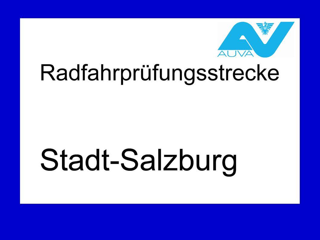 Interaktive Übungen zur Vorbereitung auf die Praktische Radfahrprüfung Dieses Medium wurde in Zusammenarbeit von VOL Christian Wegmayr, VS Lehen 2, St