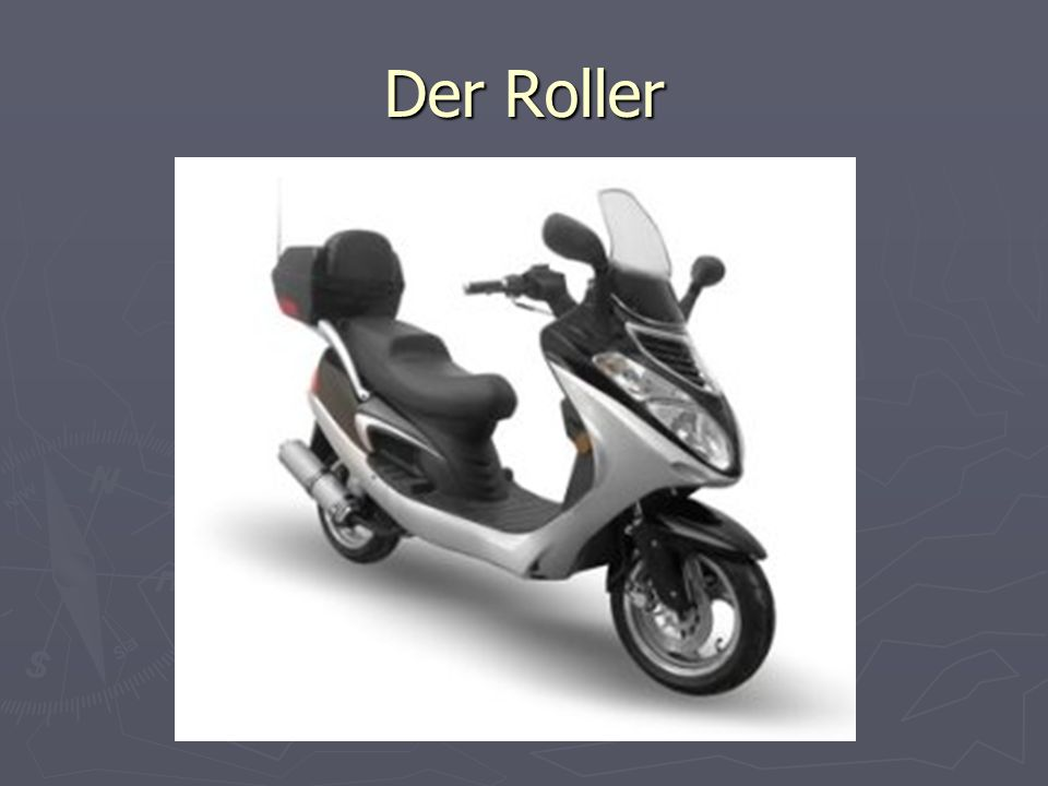 Der Roller