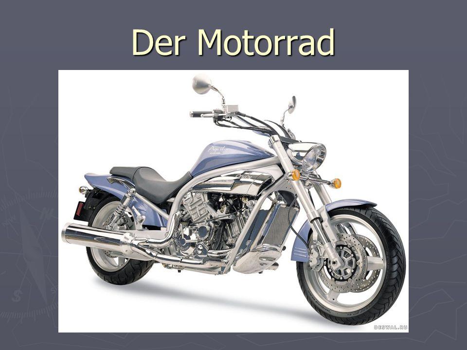 Der Motorrad